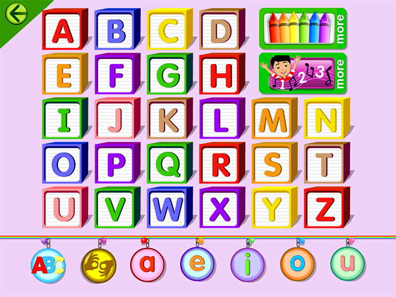 Image result for starfall abcs