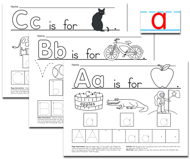 Free Abc Worksheets For Kindergarten alphabet worksheets free – Free Abc Worksheets for Kindergarten