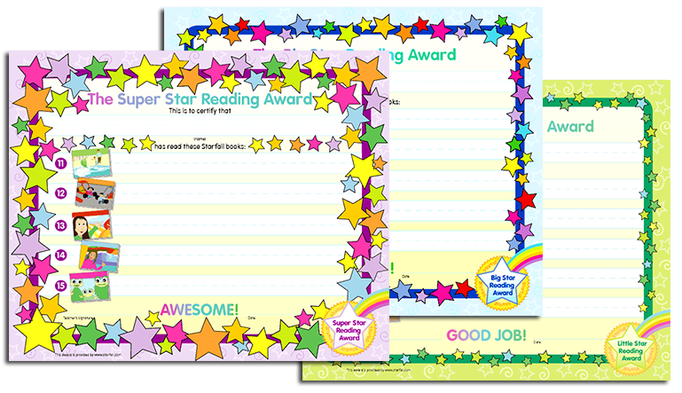 image about Starfall Printable referred to as Starfall Obtain Heart