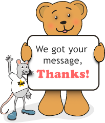 Thanks! We have your message.