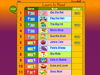 Kids Games, Movies, & Books K-3 | Starfall Education